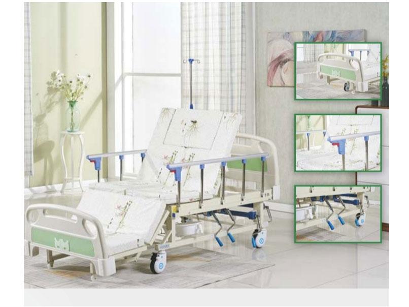 Giường bệnh nhân đa chức năng Tajermy TJM-G05