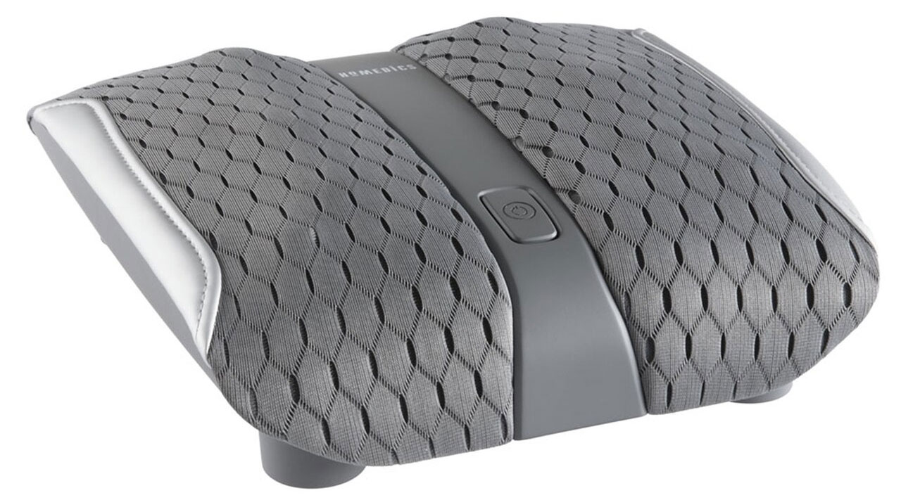 Máy massage chân HoMedics