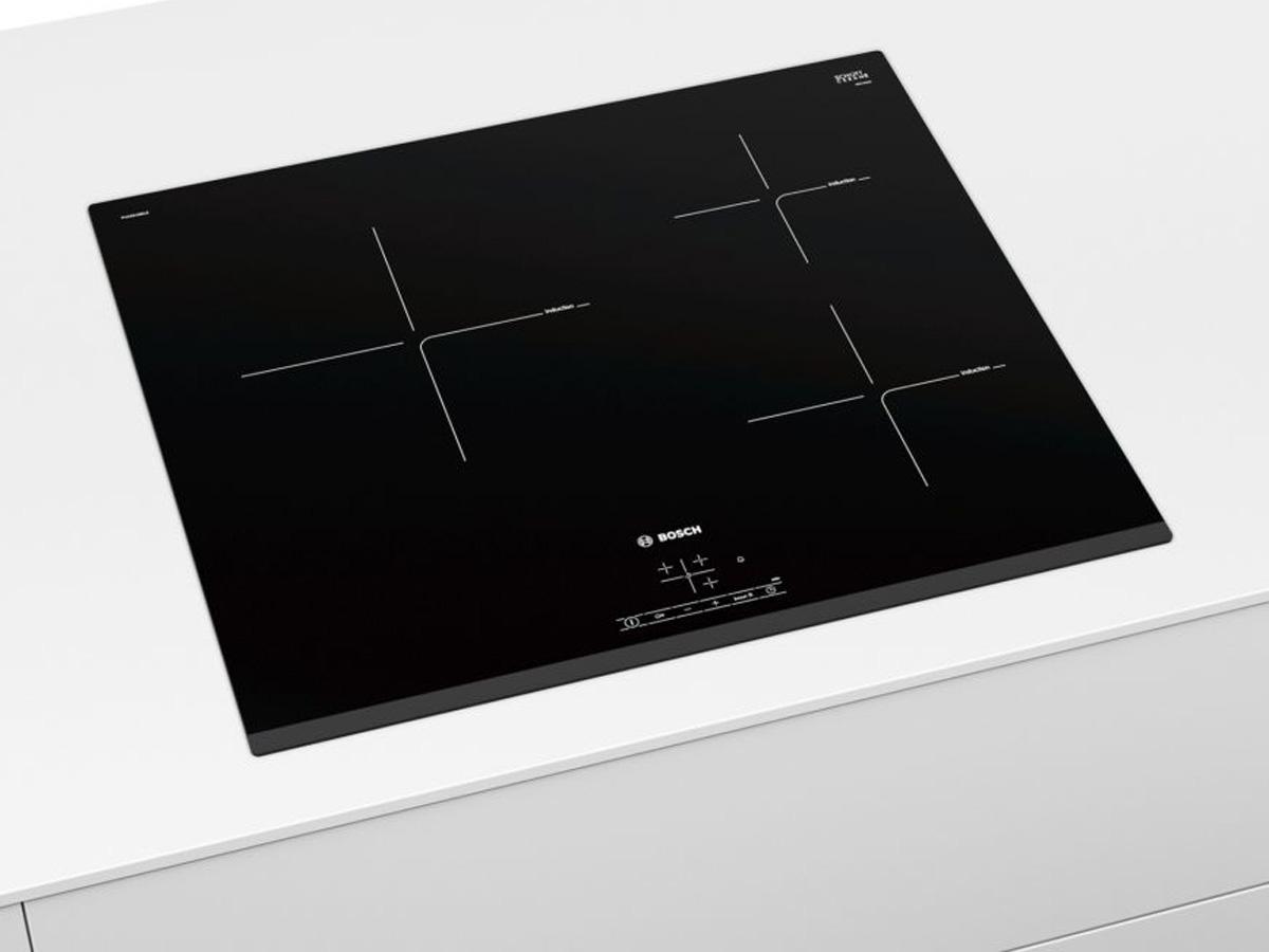 Hình ảnh bếp từ 3 vùng nấu Bosch PUC631BB1E