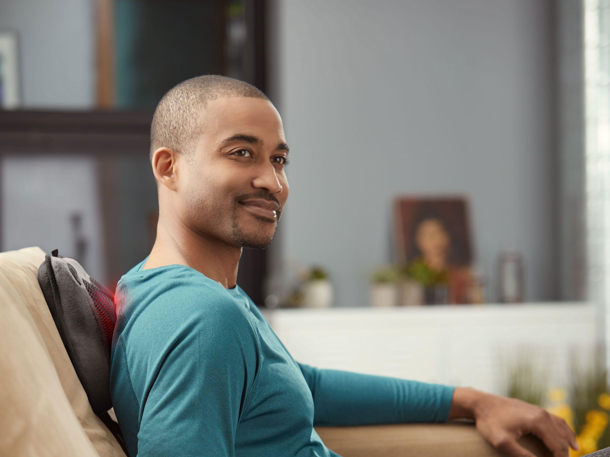 Gối massage Homedics