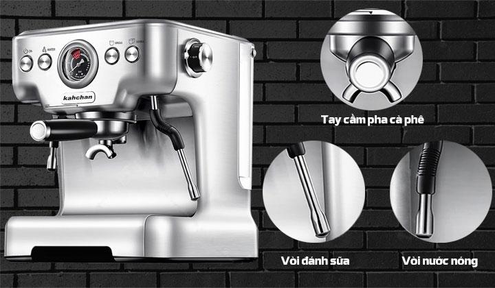 máy pha cà phê Espresso Kahchan
