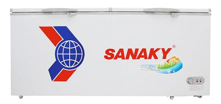 Hình ảnh tủ đông 1 ngăn 2 cánh mở Sanaky VH 8699HY