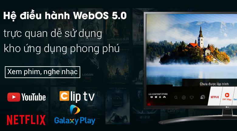 Hệ điều hành WebOS 5.0