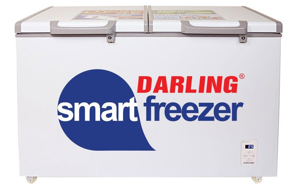 Tủ đông Darling DMF-4699 WS-2