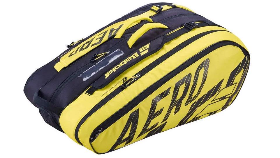 Túi tennis Babolat PURE AERO X12 2021 (751211) thiết kế trẻ trung, năng động