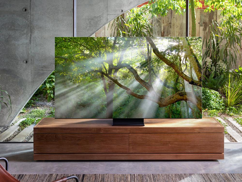 Kích thước màn hình lên đến 85 inch