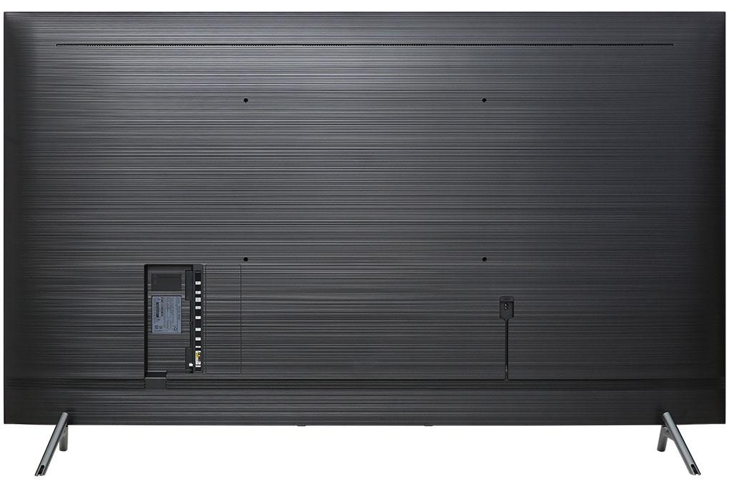 Cấu tạo phía sau tivi QLED Samsung QA82Q65RAKXXV