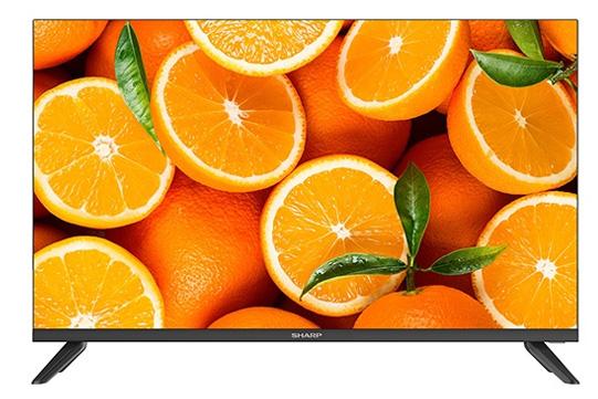 Thiết kế ấn tượng của tivi LED Sharp HD 32 inch 2T-C32CC1X