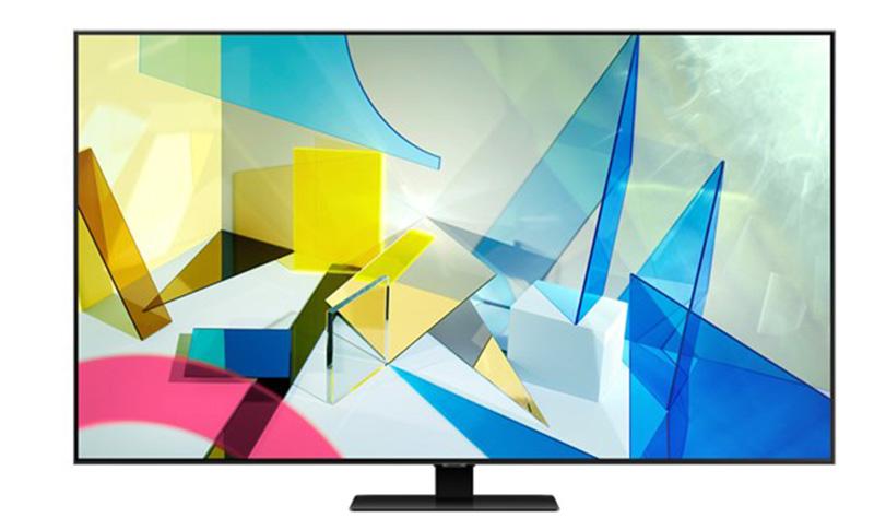 Hình ảnh Smart tivi QLED Samsung 4K 55 inch QA55Q80TAKXXV