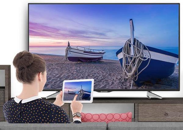 Đồng bộ giữa Smartphone và tivi một cách dễ dàng