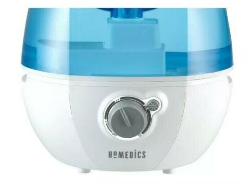 Máy tạo ẩm Homedics UHE-CM25D cung cấp độ ẩm lý tưởng cho phòng