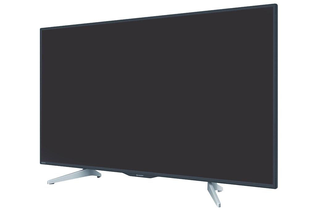Tivi Sharp LC-50UA440X thiết kế trang nhã, hiện đại
