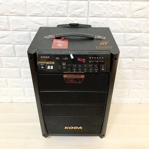 Loa kéo di động Koda KD-1208 cho âm thanh sống động