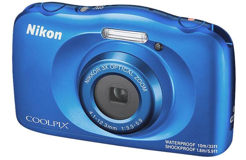 Máy ảnh Nikon COOLPIX W150