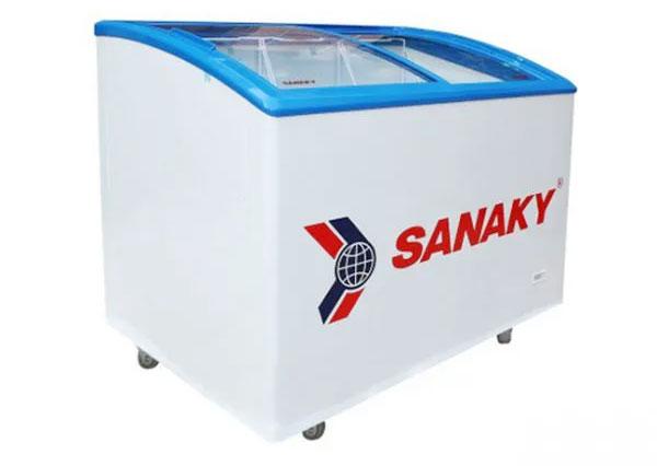 Tủ đông hai ngăn Sanaky chính hãng