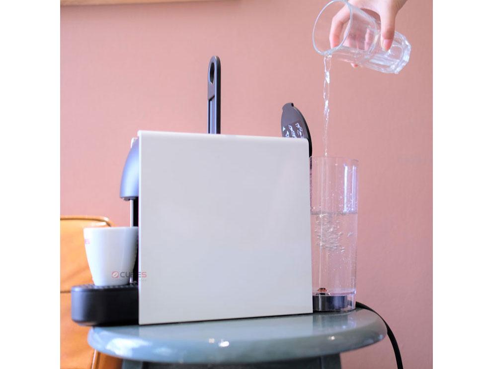Máy pha cà phê viên nén mini