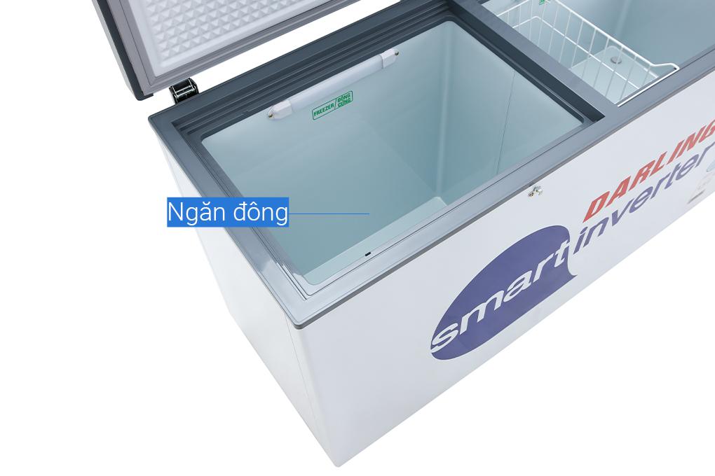 tủ đông mát 2 dàn lạnh