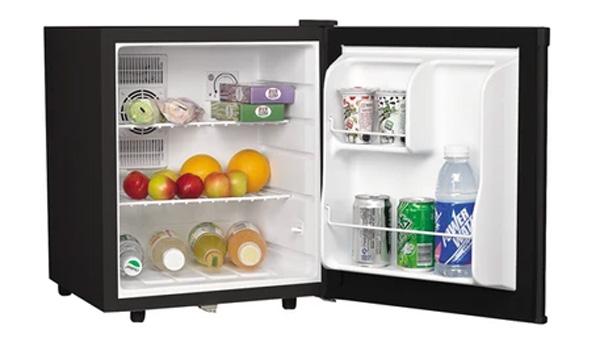 Hình ảnh tủ lạnh mini cửa đen Hafele HF-M42S (568.27.257) 42 lít
