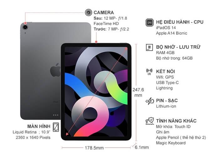 iPad Air 10.9 inch