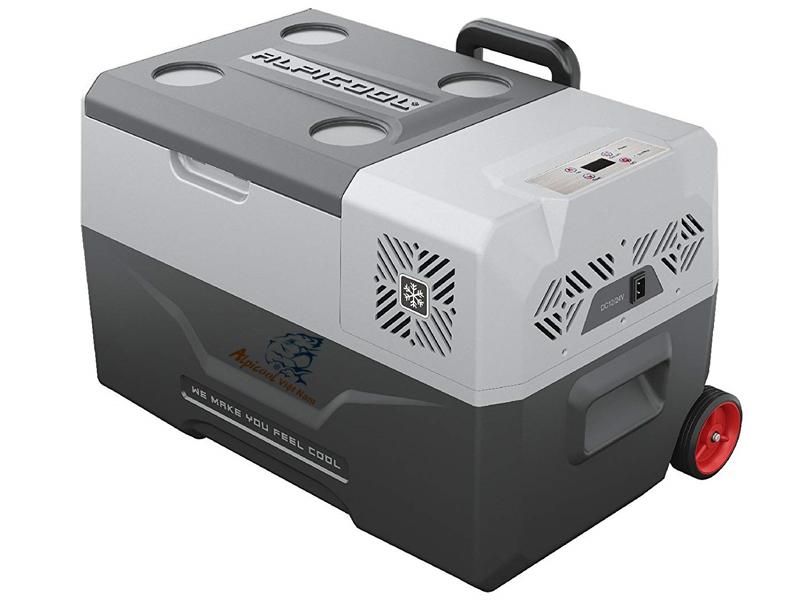 Hình ảnh tủ lạnh mini Alpicool CX30