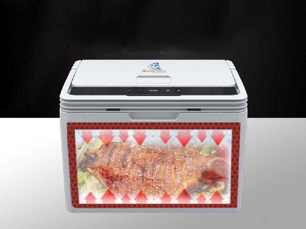 tủ lạnh mini Alpicool C10