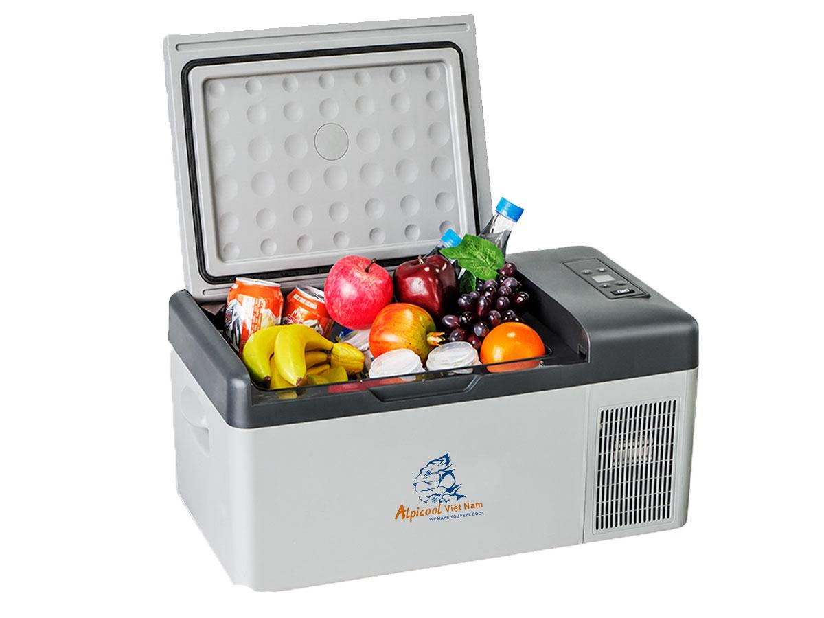 Tủ lạnh mini Alpicool C15