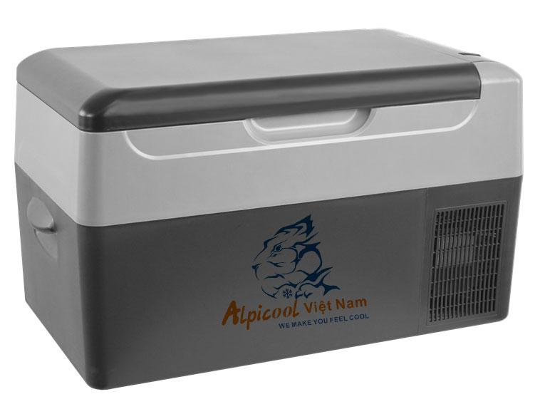 Tủ lạnh mini Alpicool G22 có khả năng làm lạnh nhanh -20 độ C