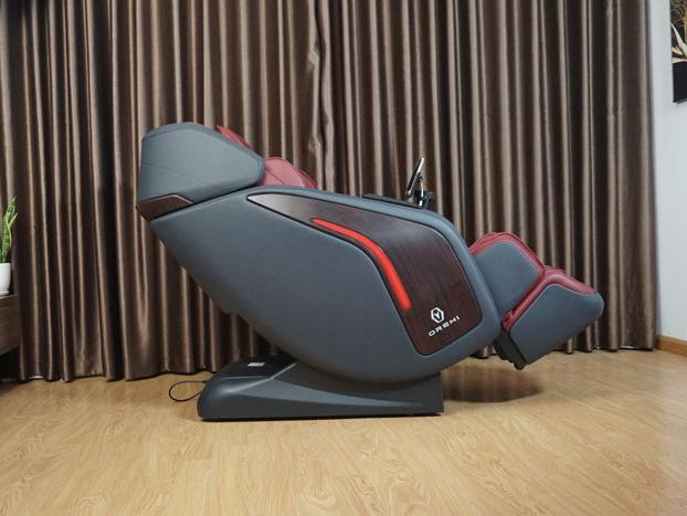 Ghế massage thiết kế sang trọng