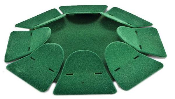 Hình ảnh đĩa golf gắn thảm tập Putt - PGM DB005
