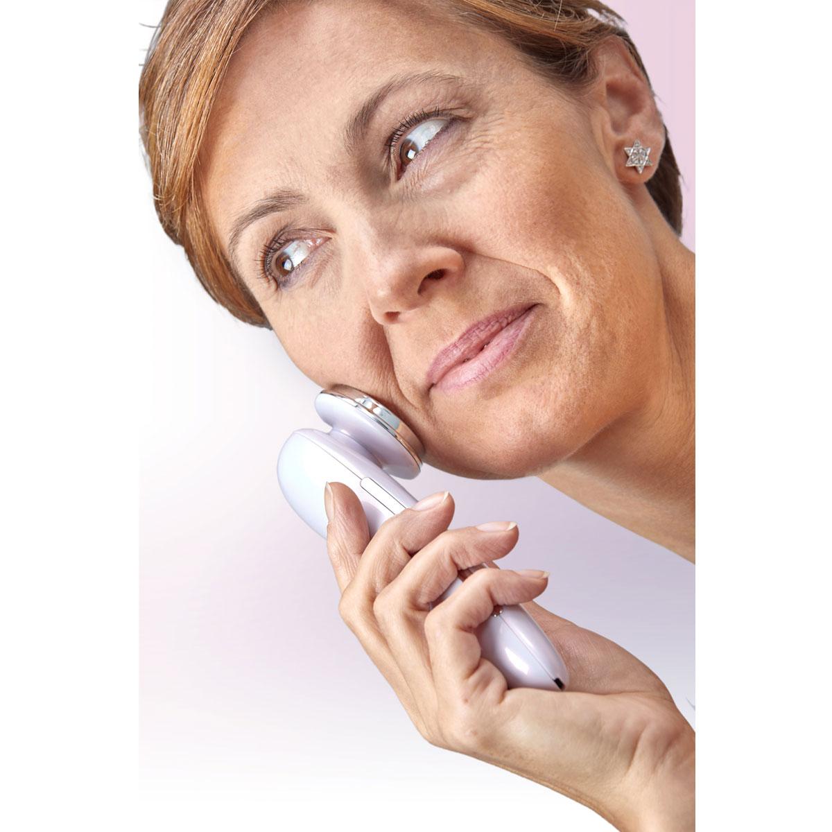 Máy massage mặt Lanaform Pureskin LA131312 giúp làm trẻ hóa làn da