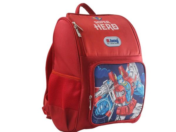 Hình ảnh balo chống gù Adventure Box-Super Hero B-12-114 đỏ