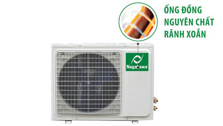 Cục nóng của điều hòa Nagakawa NS-A09R1M05