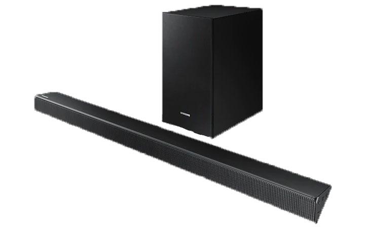 Loa Soundbar Samsung 320W 2.1 HW-R550