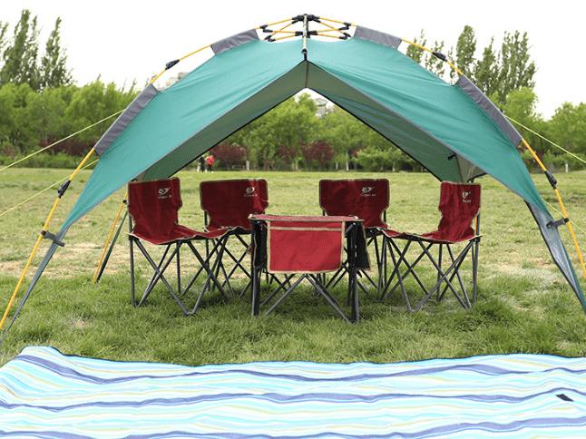 Lều cắm trại tự bung