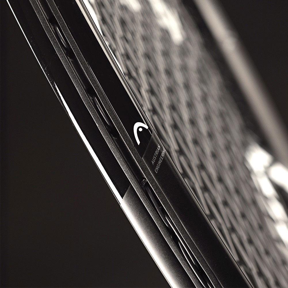 Vợt tennis Head Graphene 360+ SPEED MP Black tạo những cú spin nhiều hơn
