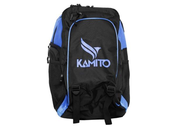 Hình ảnh balo cầu lông Kamito KMBALO200148 đen xanh