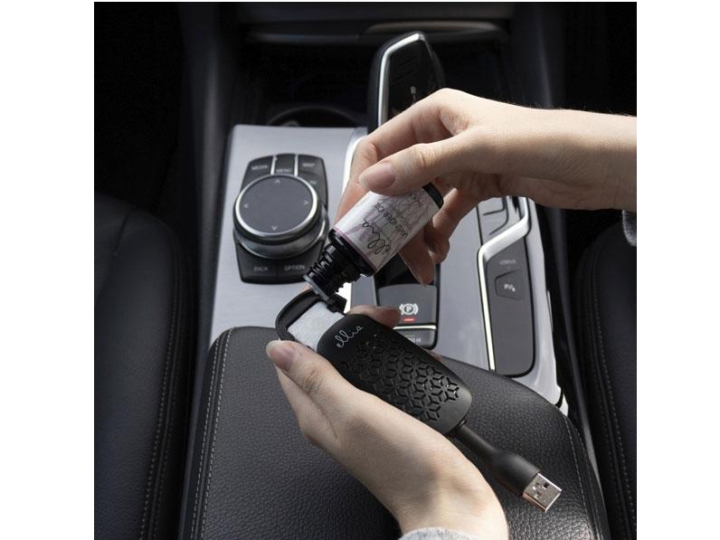 Máy khuếch tán tinh dầu HoMedics có thê sử dụng trên ô tô