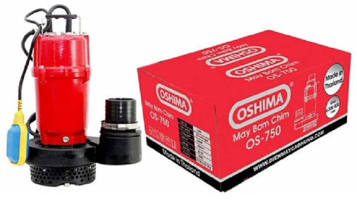 Máy bơm chìm Oshima OS-750