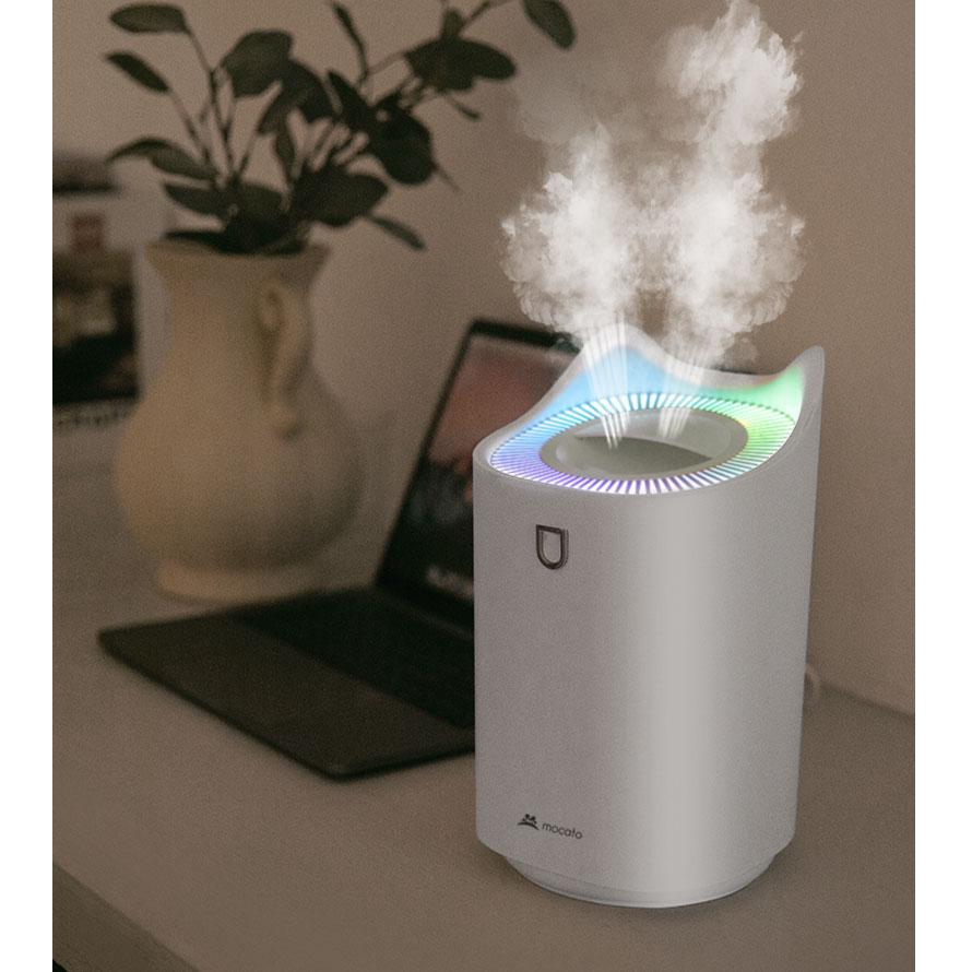 Máy phun sương tạo ẩm Mocato Air M501 cung cấp độ ẩm lý tưởng