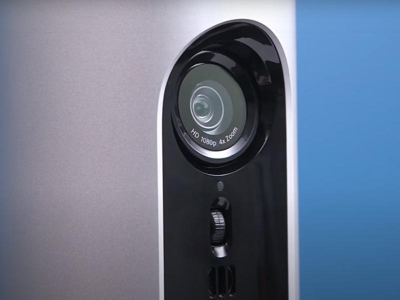 Webcam Logitech Connect
