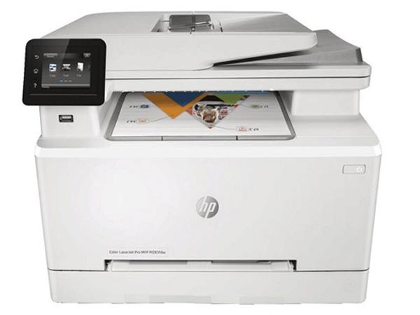 Hình ảnh máy in đa chức năng HP Color LaserJet Pro M283fdw
