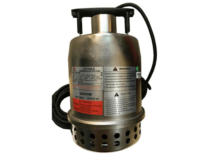 Hình ảnh máy bơm nước thải Ewara QCK 200M