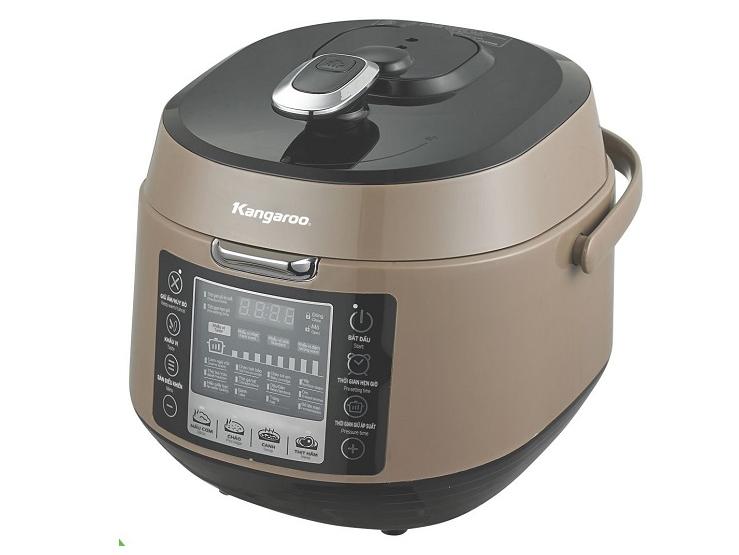Nồi áp suất điện Kangaroo KG5P5