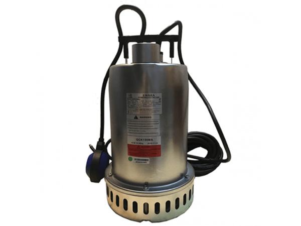 Hình ảnh máy bơm nước thải Ewara QCK 150MA