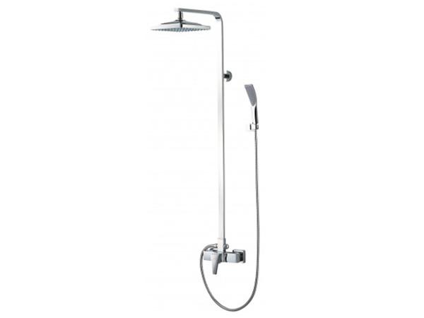 Hình ảnh bộ vòi sen tắm nóng lạnh đứng Caesar S648C