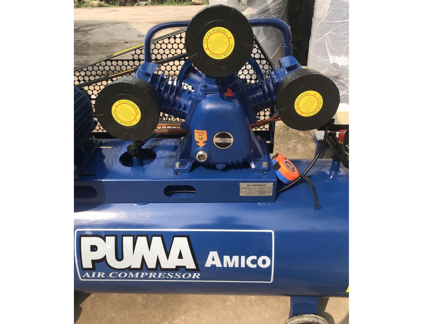 Máy nén khí Puma V-0.6/8