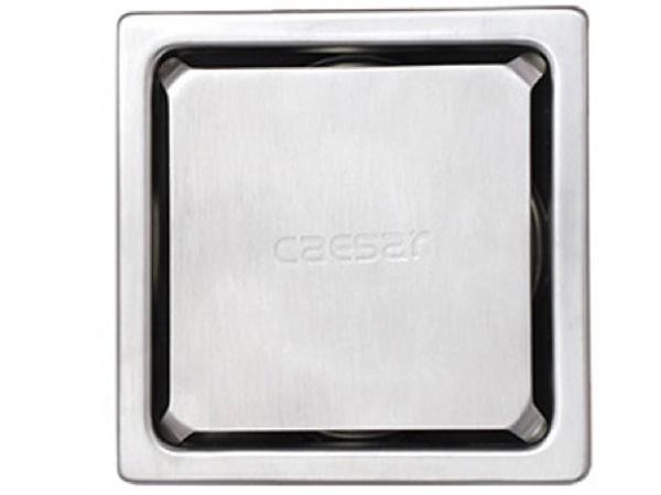 Hình ảnh phễu thoát sàn ngăn mùi Caesar ST1212EL (Ø90)