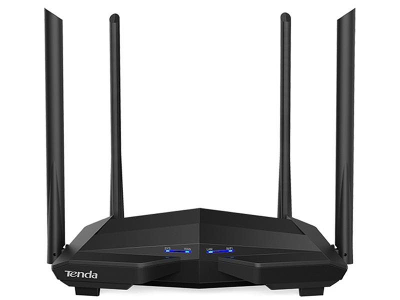 Hình ảnh Router wifi Tenda AC10 2 băng tần chuẩn AC1200