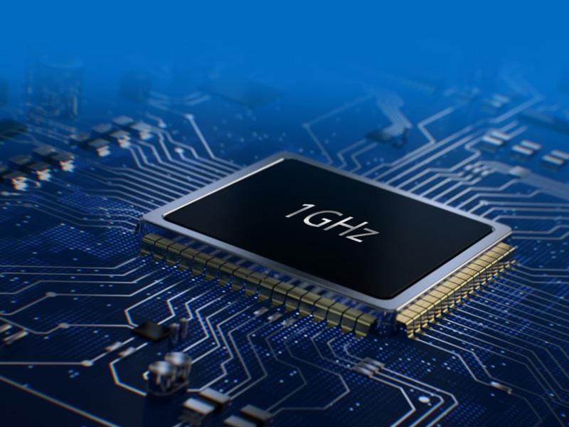 CPU 1GHz
