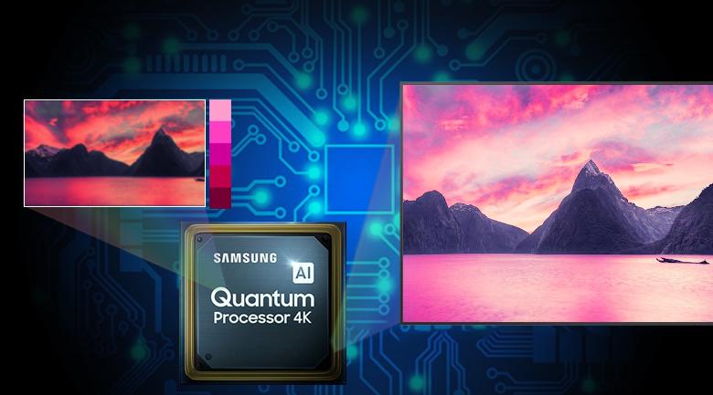 Bộ xử lý Quantum 4K